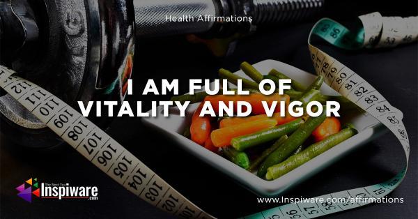Health Affirmations (14)