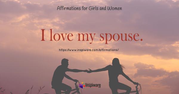 I love my spouse
