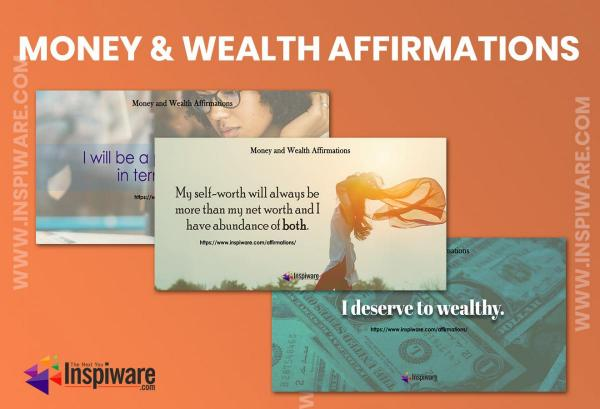 Money and Wealth Affirmations